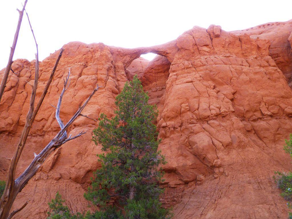 20121003 022 Kodachrome_Basin_State_Park Shakespear_Arch