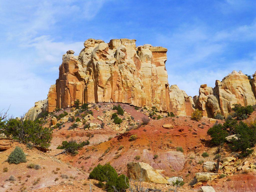 20121005 154 Grand_Staircase_Escalante_National_Monument Bur_Trail_Rd